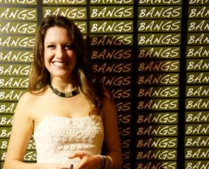 Hannah Davis Founder BANGS